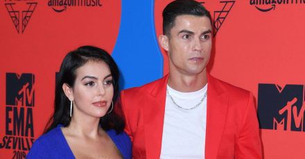 Cristiano Ronaldo bekommt süße Liebesbotschaft zum Vatertag