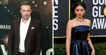 Ben Affleck und Ana de Armas: Romantischer Spaziergang durch LA