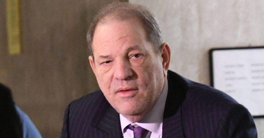 Harvey Weinstein: 40 Infizierte in seinem Gefängnis?