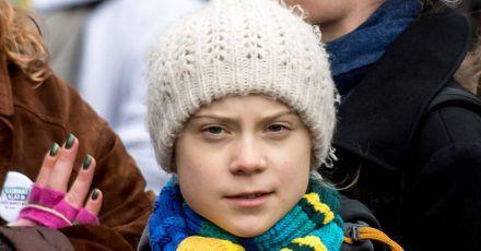 Greta Thunberg hat sich auf Reisen mit Corona angesteckt?