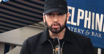 Eminem: Das sagt er zu den Gerüchten um ein neues Album