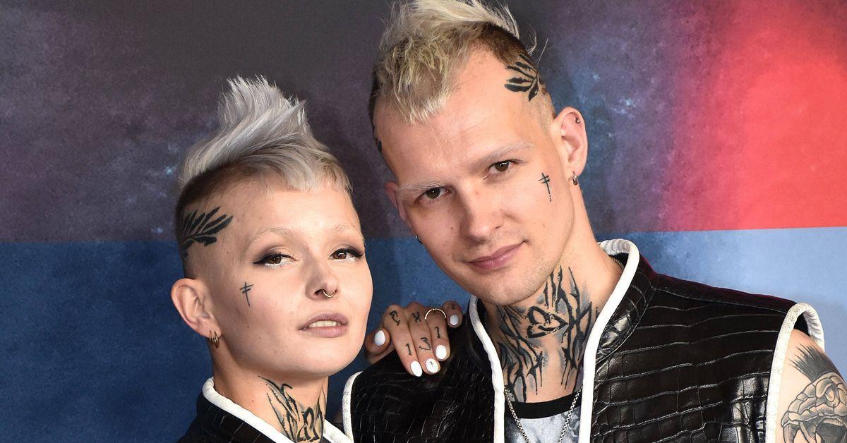 """Eric Stehfest bei """"9 Tage wach""""-Premiere im neuen Look"""