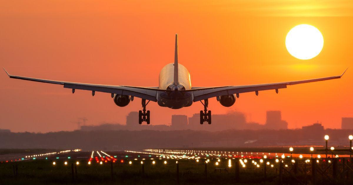 Coronavirus-Panik: Mann niest - Flugzeug kehrt um