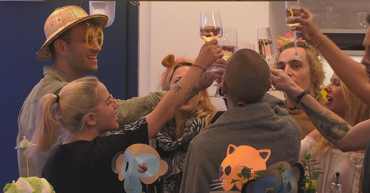Big Brother: Serkans Geburtstagsparty eskaliert