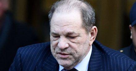 Harvey Weinstein: Wird er im Gefängnis sterben?