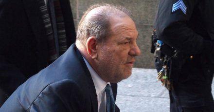 Harvey Weinstein in Hochsicherheitsgefängnis verlegt