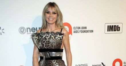 Best Dress of the Day (865): Heidi Klum zeigt sich trendy