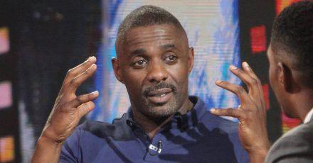 Idris Elba: Das sagt er zu den Corona-Fake-Gerüchten um ihn