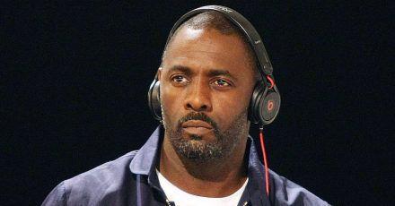 Idris Elba rappt als Therapie in der Quarantäne