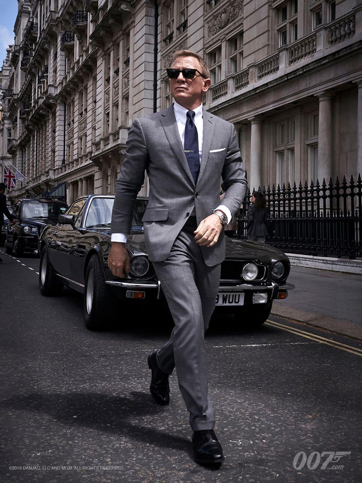 """Daniel Craig stellt klar: """"Dieser nächste James-Bond-Film wird mein letzter"""""""