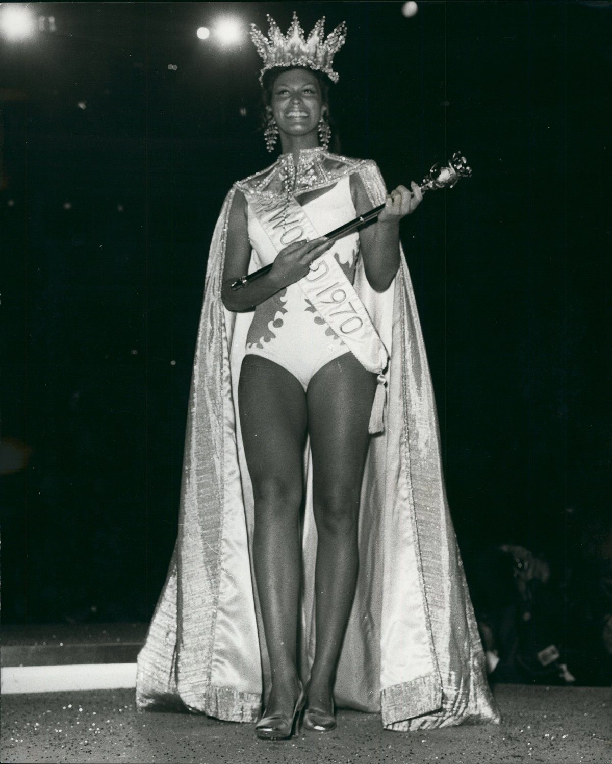 Gugu Mbatha-Raw spielt die erste schwarze Miss World