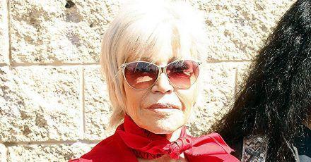 Jane Fonda hat sich im Kandidaten-Rennen entschieden