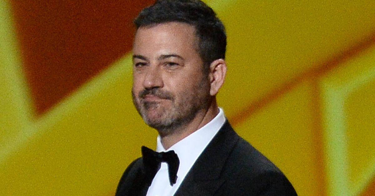 Jimmy Kimmel: In Quarantäne sollte man sich nicht gehen lassen