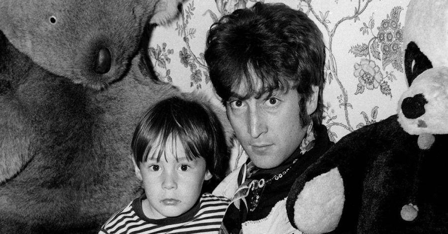 John Lennon: Sohn Julian spricht über das schwierige Verhältnis