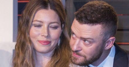 Justin Timberlake singt seiner Jessica ein Geburtstagsständchen