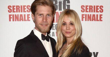 Kaley Cuoco zieht nach 2 Jahren Ehe endlich mit ihrem Mann zusammen
