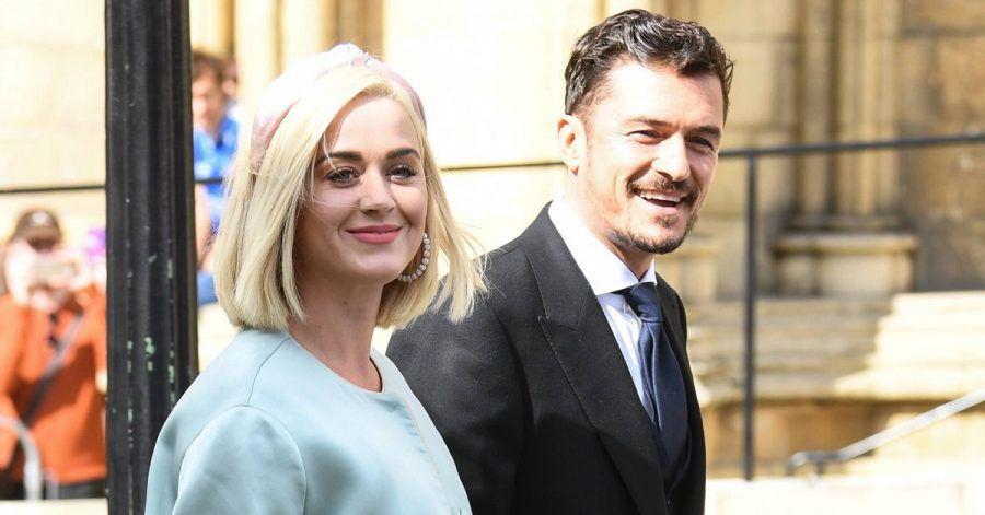 Katy Perry bleibt bei der Hochzeitsplanung gelassen