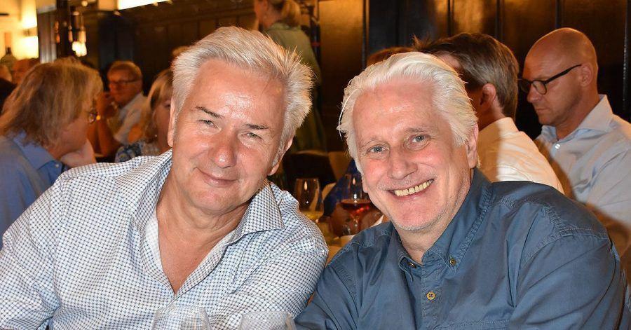 Klaus Wowereit und Jörn Kubicki: Fast 30 Jahre ein Paar