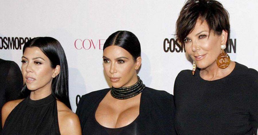 Kim Kardashian: Fight mit Kourtney brachte Mama Kris zu Weinen