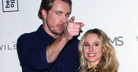 Kristen Bell und Dax Shepard verlangen einen Monat keine Miete