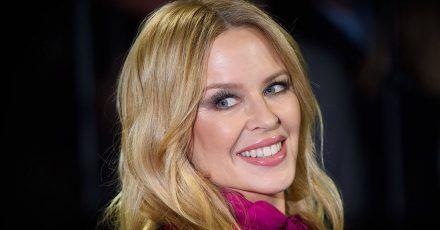 Kylie Minogue macht jetzt Wein