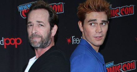 """KJ Apa: So rührend erinnert er an toten """"Riverdale""""-Kollegen Luke Perry"""