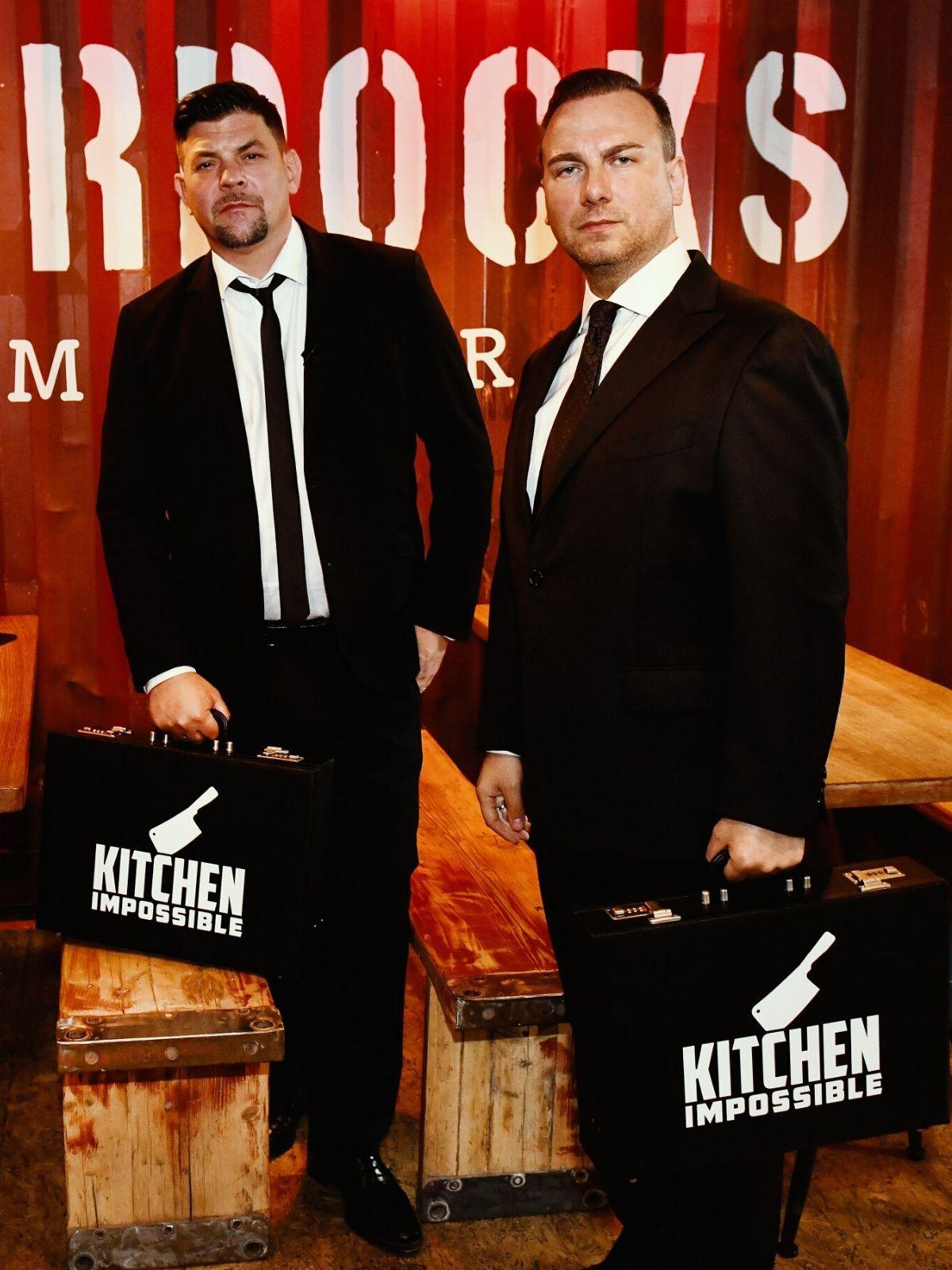 """""""Kitchen Impossible"""": Das ist Herausforderer Tim Raue"""