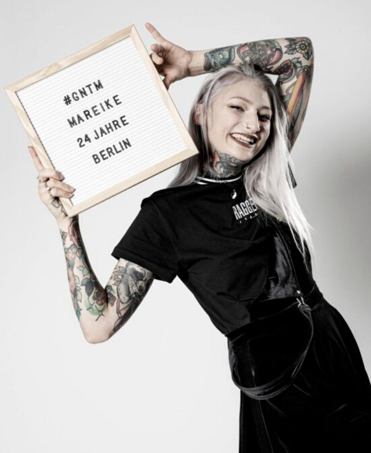GNTM: Mareike zieht Reißleine und die hier ist auch raus