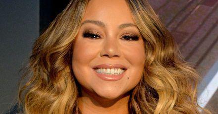 Mariah Carey wird (wahrscheinlich) 50