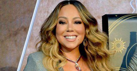 Mariah Carey feiert 50. Geburtstag - fühlt sich aber wie 12