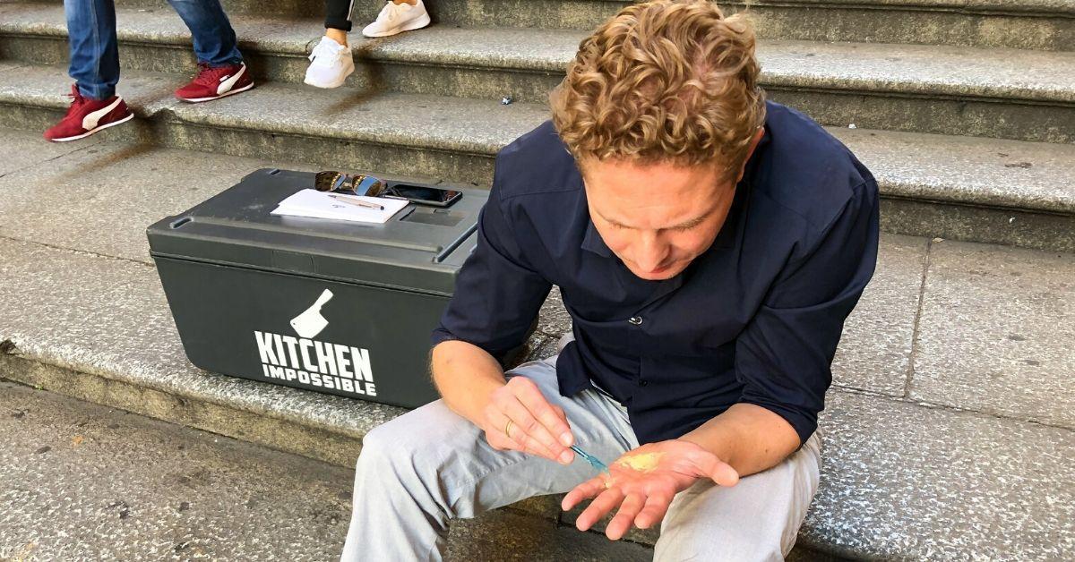 """""""Kitchen Impossible"""": Guter Riecher und das Eis-Rätsel"""