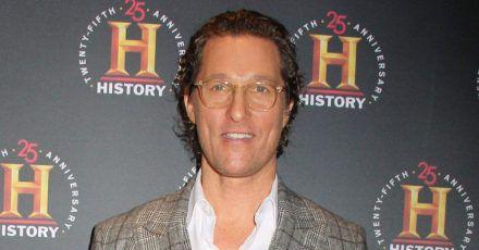 """Matthew McConaughey: """"So können wir es schlagen."""""""
