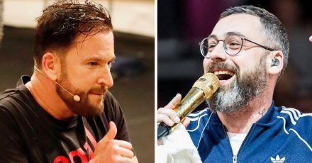 Sido gratuliert dem Wendler zum Mega-Plattendeal bei Universal Music