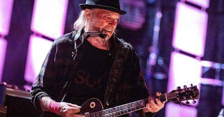 Neil Young überträgt Live-Konzert von Zuhause