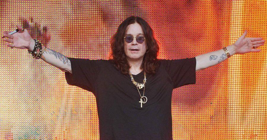 Ozzy Osbourne hat auf magische Weise überlebt
