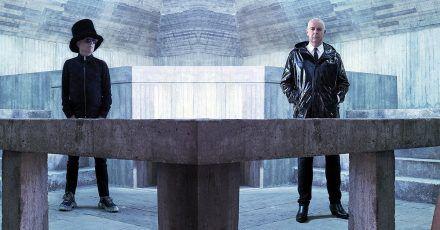 Pet Shop Boys nach 40 Jahren immer noch so verspielt wie früher