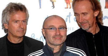 Phil Collins geht mit Genesis wieder auf Tournee