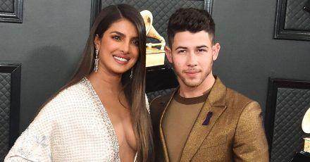 Nick Jonas und Priyanka: Aufsatteln für ein romantisches Strand-Date