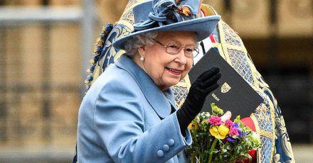 Queen Elisabeth schüttelt offiziell keine Hände mehr
