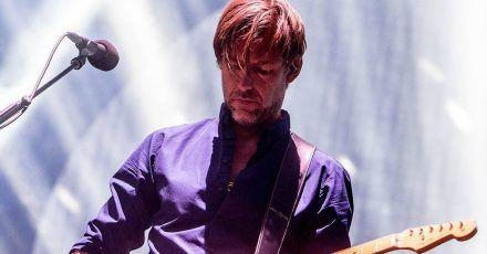Radiohead-Star Ed O'Brien nach möglicher Corona-Infektion wieder fit