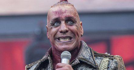 Rammstein: Till Lindemann kündigt eigene Zirkusshow an