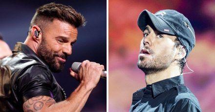 Enrique Iglesias und Ricky Martin gehen zusammen auf Tour