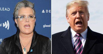 Rosie O'Donnell: Trump hat falsch auf den Virus reagiert!