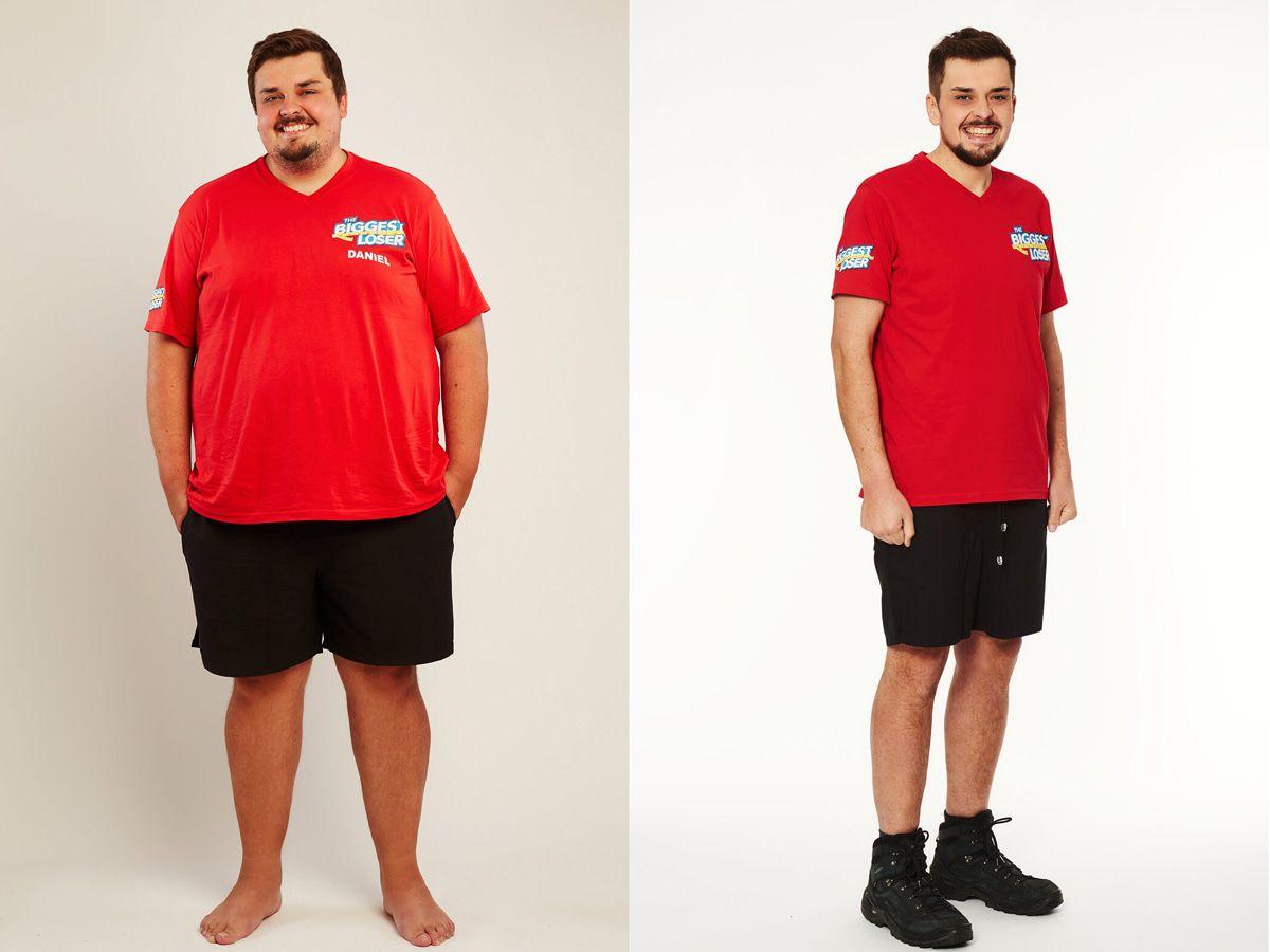 """""""The Biggest Looser"""": Daniel jetzt mit 104 kg weniger"""