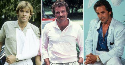 Top 10: Die heißesten Männer der 80er