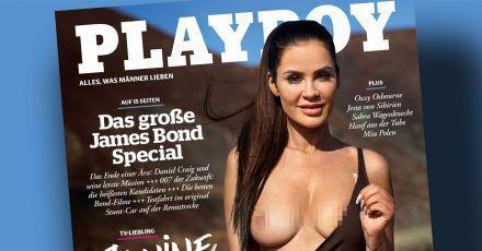"""Janine Pink im """"Playboy"""": Hier ist das Video!"""