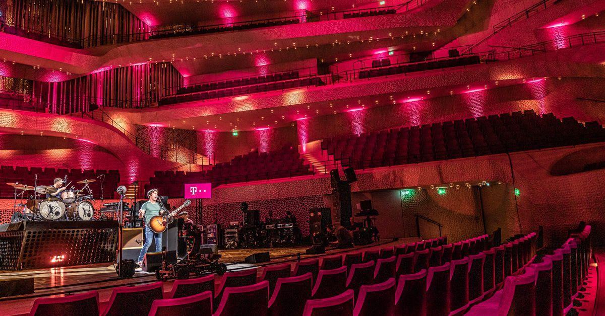 James Blunt live ohne Publikum: So sieht eine Coronavirus-Show aus