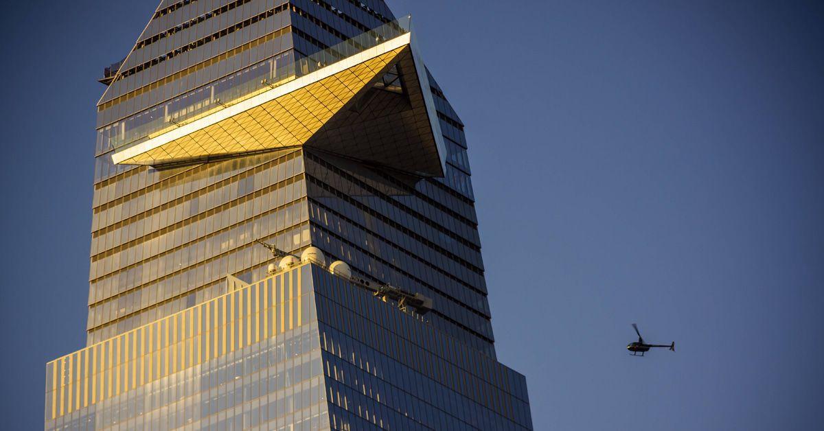 The Edge: Spektakuläre neue Aussichtsplattform in New York
