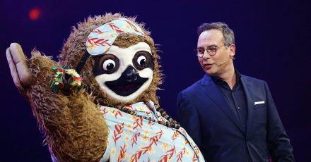 The Masked Singer: Hier soll Stefan Raab drinstecken?