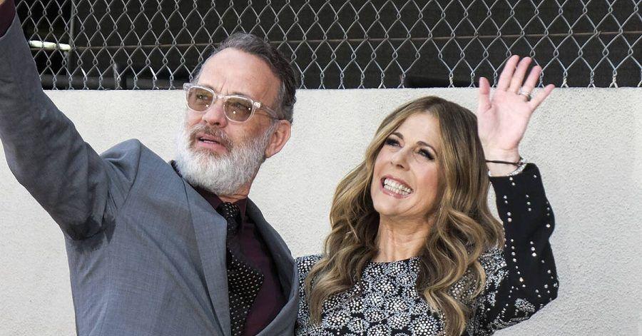 Tom Hanks und Ehefrau Rita Wilson hat der Coronavirus erwischt